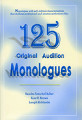125 MONOLOGUES PHOTO